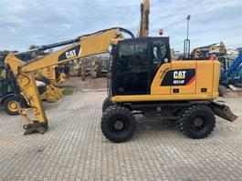 overige bouwmachine Caterpillar M314F 2016