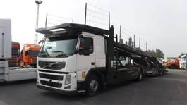 autotransporter vrachtwagen Volvo FM 420 Autotransporter Kassbohrer 2010