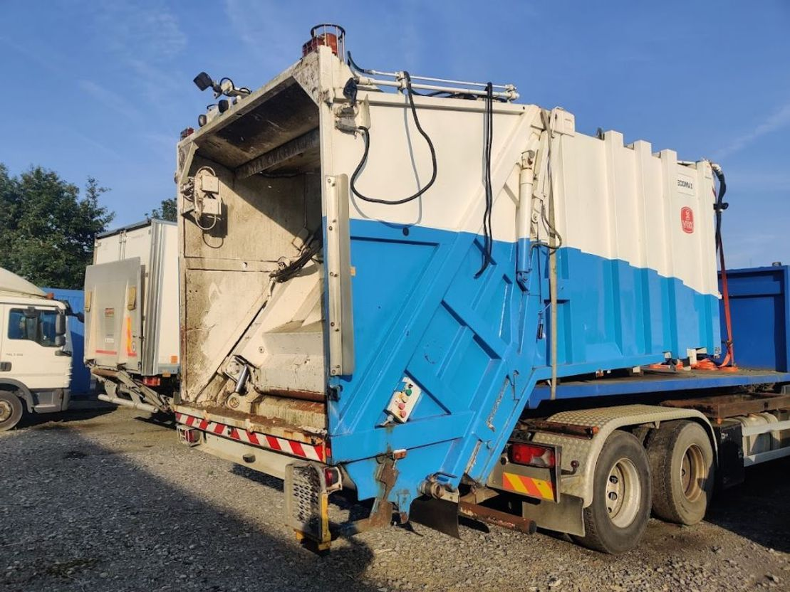 overige truck uitrusting MOL 2007 VDK Waste System ECOMAX Waste collector 2007