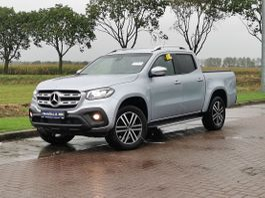 pick-up bedrijfswagen Mercedes-Benz 250 cdi 4matic led! 2018