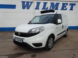 koelwagen bestelwagen Fiat CARGO 1.3 MJT 90 PACK PRO 2016