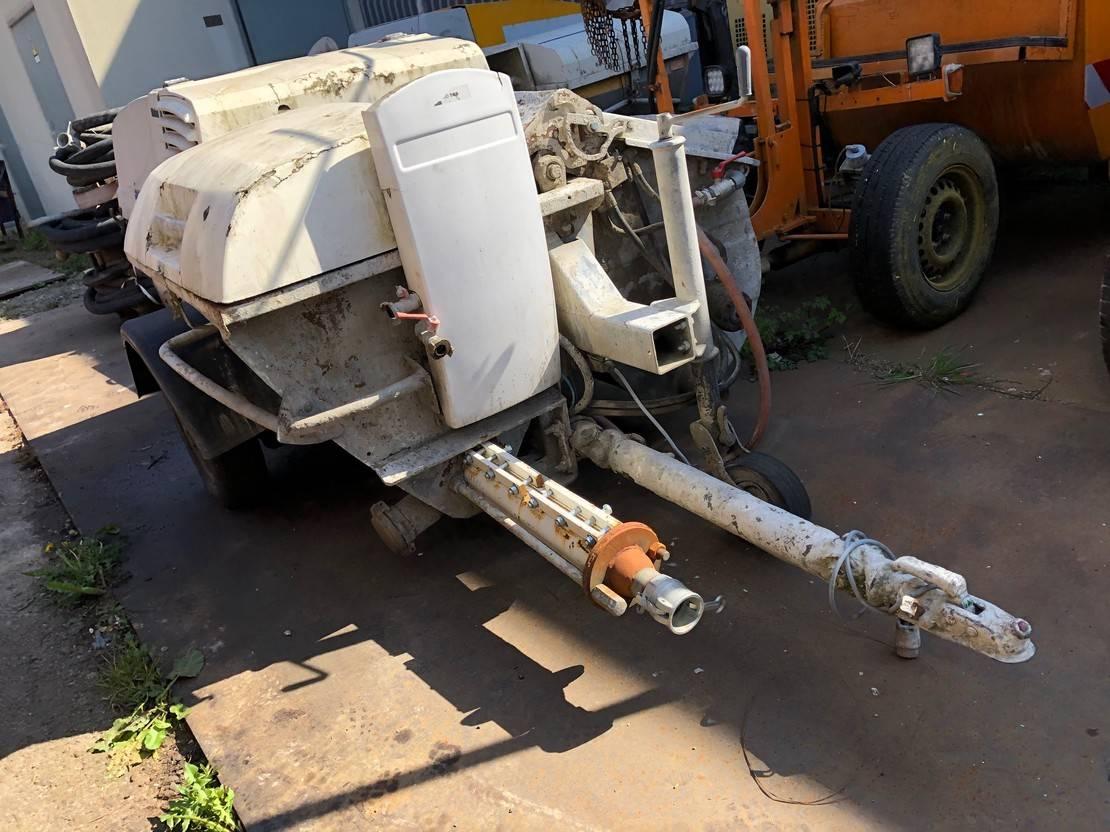 betonpomp vrachtwagen Diversen Lancy PH9RS MIXJET 2006