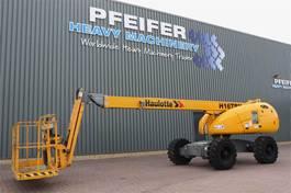 telescoophoogwerker wiel Haulotte H16TPX Diesel, 4x4 Drive, 16m Working Height, 12.3 2013