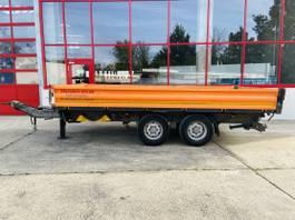 kipper bedrijfswagen <3.5 t Möslein 08.2022 TDS 13 Schwebheim 13 t Tandemkipper- Tieflader 2015