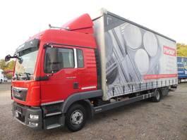 huifzeil vrachtwagen MAN TGL 12 .250BL, D-HOLLANDIA, TOP STAND 2016