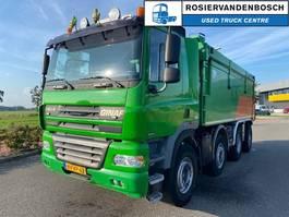 kipper vrachtwagen Ginaf X 4241 2 8X4 KIPPER EURO 5 TOP!! 2009