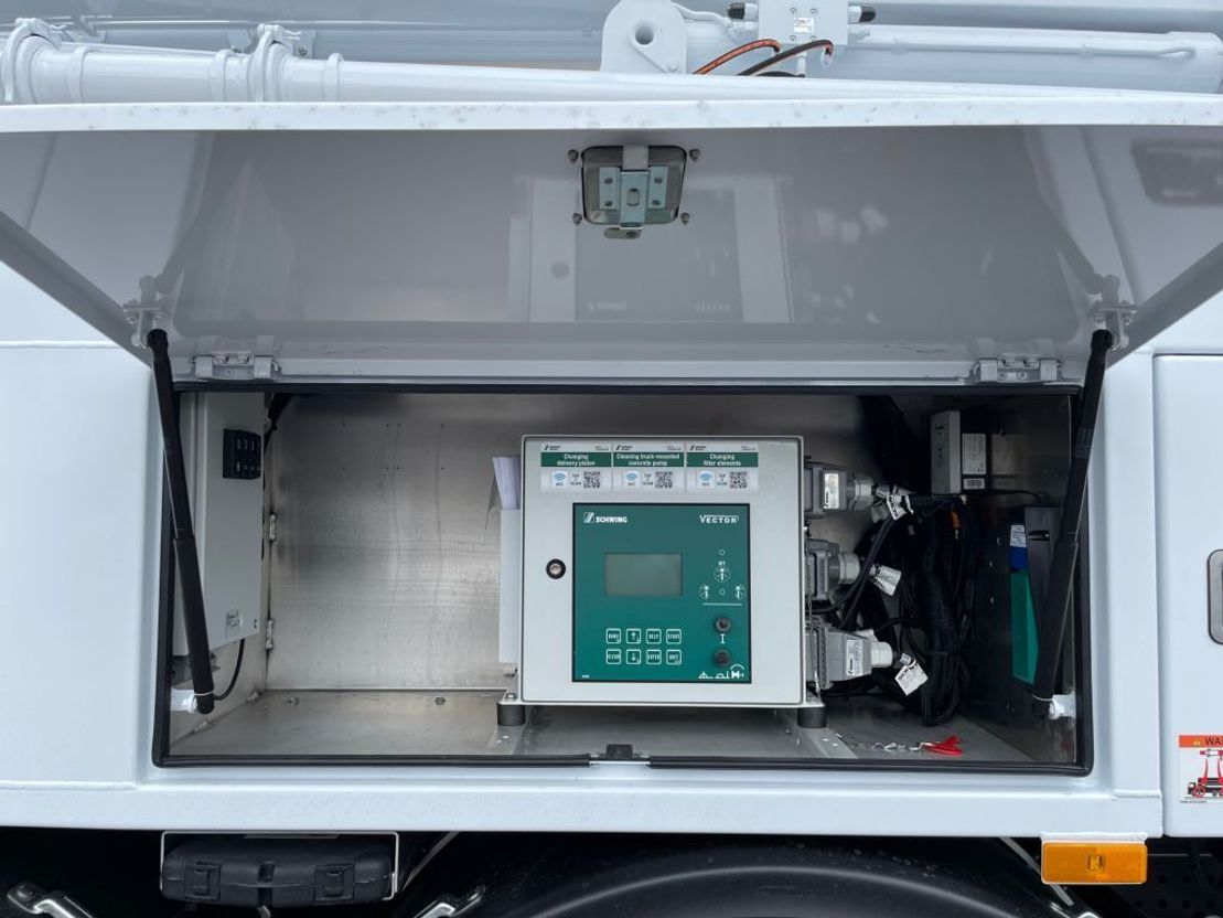 betonpomp vrachtwagen Mercedes-Benz 2840 6x4 -Euro 3 - S36X  Schwing Concrete Pump - NEW