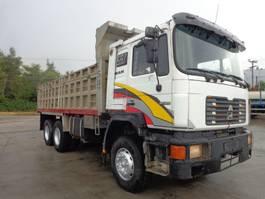 kipper vrachtwagen MAN 26.372 MAN 26.372 (6X4) 1994