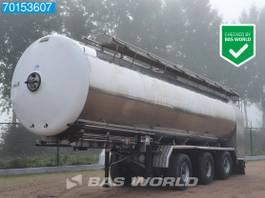 tankoplegger Magyar SR 18320 3 axles 34.000 Ltr Liftachse 2x Lenkachse Milch 1 Comp. 2011