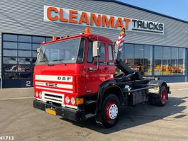 containersysteem vrachtwagen DAF 1900 Manual Full steel Just 40.063 km! 1988