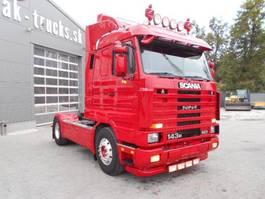 standaard trekker Scania R143 143 V8 420 1992