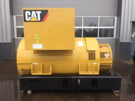 generator Caterpillar 3600 kVA Alternator NEW 2016