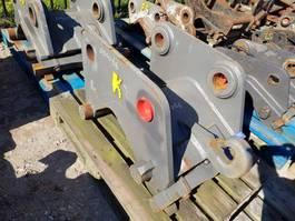 sloopschaar equipment onderdeel Overige NIEUWE hydraulische snelwissel CW45-smal
