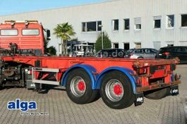 chassis oplegger ANDERE MKF CS 20/ 5x auf Lager/Containerchassis/20 Fuß 2002