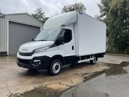 bakwagen bedrijfswagen Iveco Daily 35 35S16A8 2017