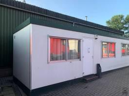 kantoor woonunit container