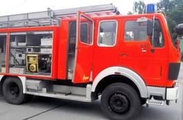 ambulance bedrijfswagen Mercedes-Benz NG 1019 AF 4x4 Doka NG 1019 AF 4x4 Doka, LF 16, Feuerwehr 1979