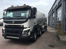 betonmixer vrachtwagen Volvo FMX 460 10x4 Concrete Mixer - Wierda Hybrid - Euro 6 - NEW