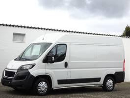 gesloten bestelwagen Peugeot 2.0 Hdi Lang + Hoch Klima Navi Kamera Pdc Euro 6 2017