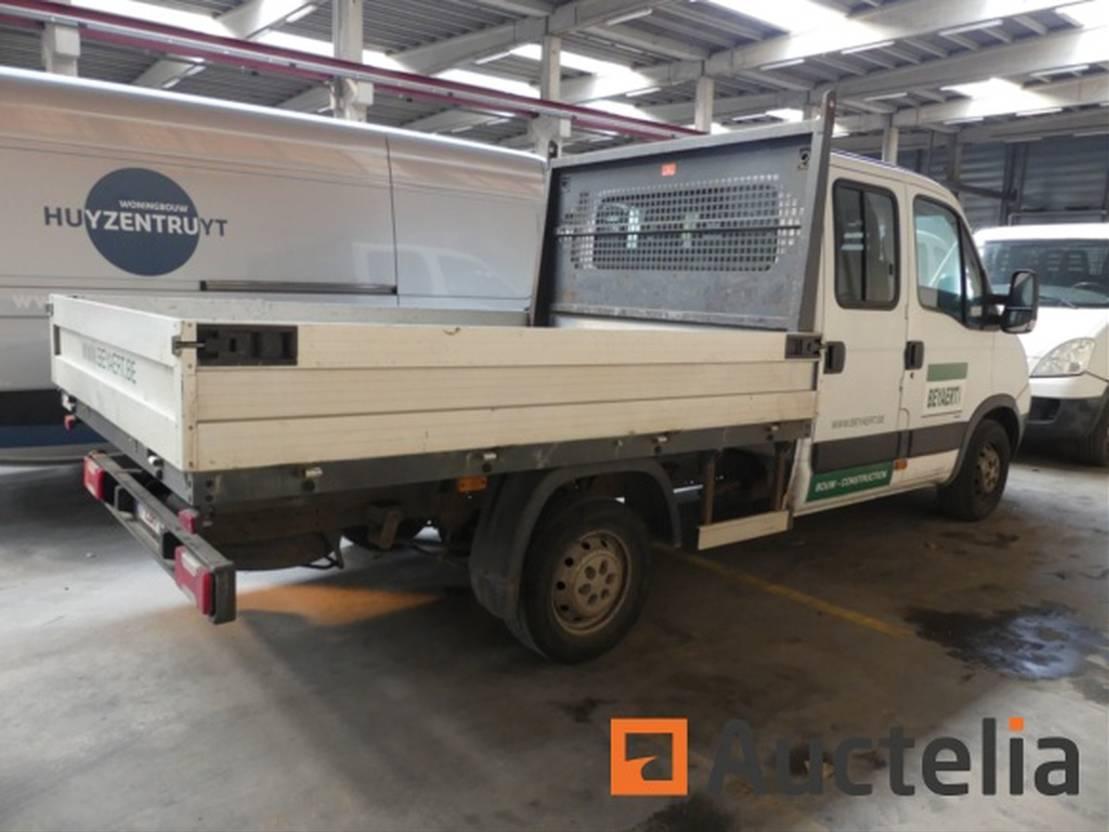 platform bedrijfswagen Iveco Dailly 35S/D 2007