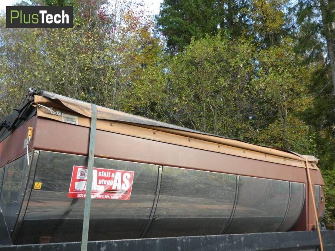 Overig vrachtwagen onderdeel Diversen Zetterbergs CB-47 2006