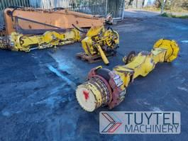 as equipment onderdeel Kessler + co 2x 101.258.3 as axle steering + zf gearbox