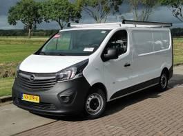 gesloten bestelwagen Opel 1.6 cdti l2h1 airco! 2016