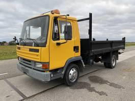 kipper vrachtwagen DAF 45. 130 1996