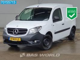 gesloten bestelwagen Mercedes-Benz 108 75pk Airco Cruise PDC Bluetooth USB 3m3 A/C Cruise control 2018