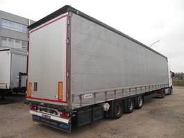 schuifzeil oplegger Schmitz Cargobull Cargobull SCS 24/L, LOWDECK, MEGA, LIFT ACHSE 2016