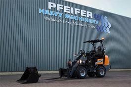 wiellader Giant G1500 NEW, Valid inspection, Also Available For Re 2021