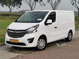 gesloten bestelwagen Opel L1 H1 140PK 2015