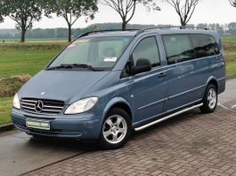 gesloten bestelwagen Mercedes-Benz CDI 120 dubbel cab v6 2007