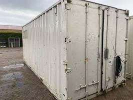 dry standaard zeecontainer 20ft container met stelling en werkbank