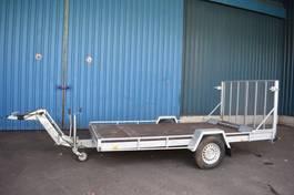platte aanhangwagen chassis aanhanger
