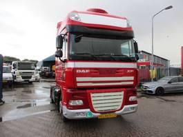 standaard trekker DAF XF 460 105.460 EURO 5 !!! HOLLAND TRUCK MANUALGEARBOX !!! 2011