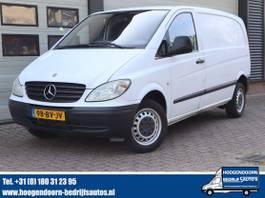 gesloten bestelwagen Mercedes-Benz 109 CDI L1 Trekhaak - N.A.P. 2005