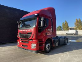 standaard trekker Iveco AT440S33T * P CNG LNG * Euro 6 * Manual * Retarder 2014