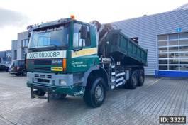 kraanwagen Ginaf 3331 Day Cab, Euro 2, // Manual / /Full steel // Big axles // Hub reduct... 2000