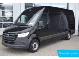 gesloten bestelwagen Mercedes-Benz 316 CDI L3H2 163PK EUR6   AIRCO, CRUISE, MBUX 7'', NAVI, CAMERA, STOELVE... 2019