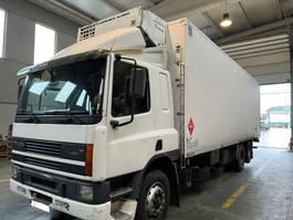 koelwagen vrachtwagen DAF CF 75 .320  Manual Euro 2 1999