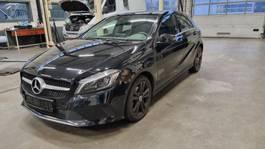 hatchback auto Mercedes-Benz A 160 AUTOMAAT Urban 2018