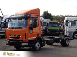 chassis cabine vrachtwagen Iveco EuroCargo 100 E18 + Euro 5 2011