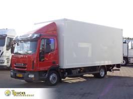 bakwagen vrachtwagen Iveco EuroCargo 80 80E18 + Euro 5 + Manual 2010