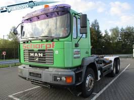 containersysteem vrachtwagen MAN 27.364 6x4 2000