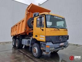kipper vrachtwagen Mercedes-Benz Actros 3340 6x6 4x 2003