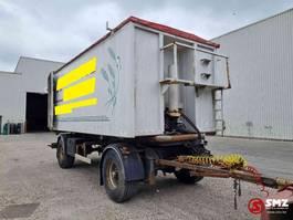 overige vrachtwagen aanhangers Trax Aanhangwagen 2005