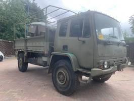 leger vrachtwagen DAF Leyland DAF 4x4 Winch Truck ex military 1994