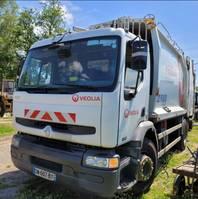 vuilkar camion Renault Premium 270 4X2 2004
