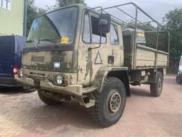 leger vrachtwagen DAF Leyland DAF 4x4 Winch Truck LHD ex military 1993